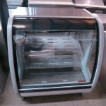 Used – TOR-REY TEM-100 Curved Glass Deli Display Case