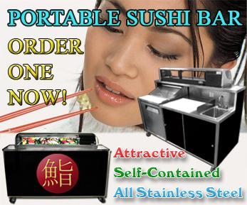 Portable Sushi Bar