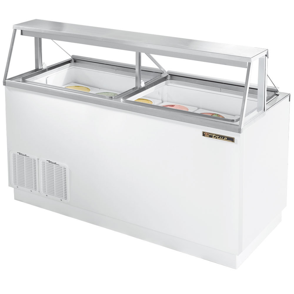 plexi large catalog summit cream dipping appliance model angle ice cabinet