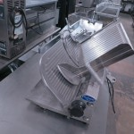 Used – GLOBE GC512 Food Slicer Electric