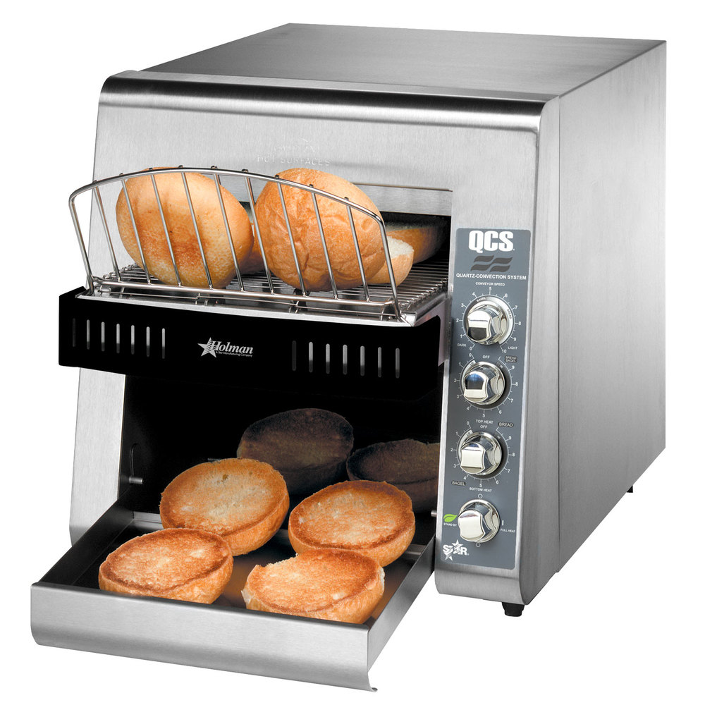 bagel toaster silver amazon oven kitchen dp com slice decker black dining