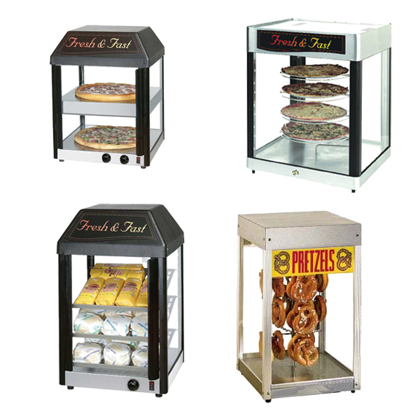 Display Case Refrigerated Bakery European Style Curved Glass