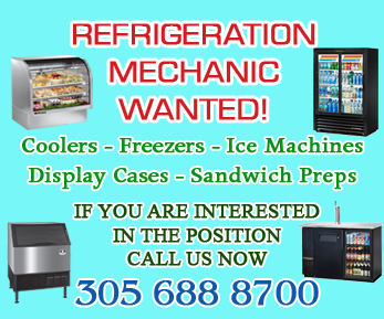 Refrigeration Mechanic